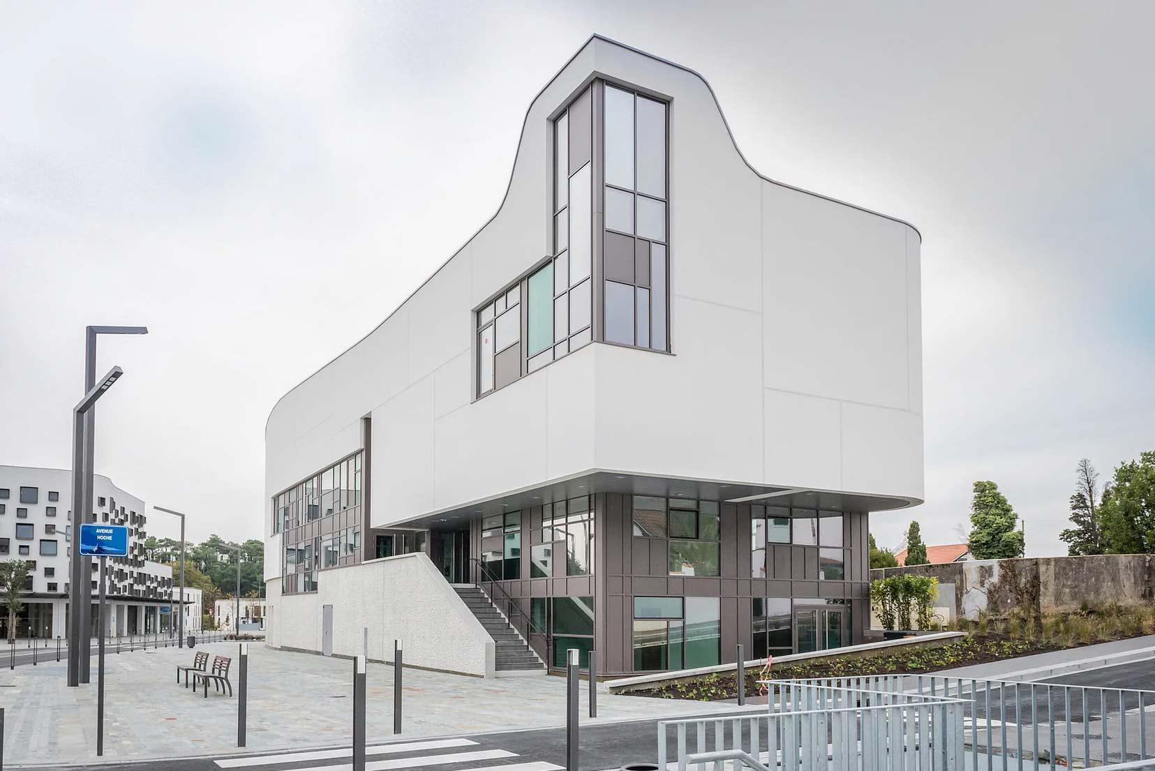 Ecole de Ballet - Studios Biarritz, quartier Kleber