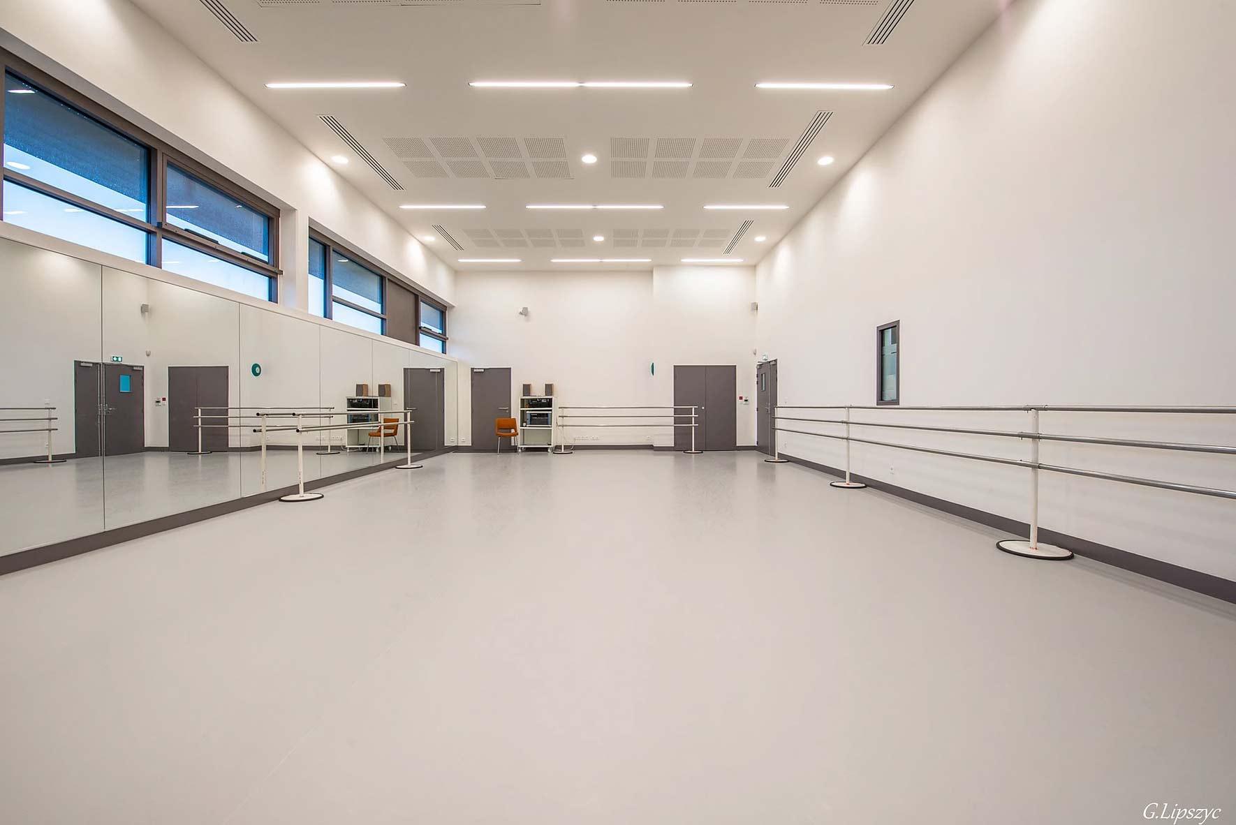 Petit studio de l'école de Ballet - Studios Biarritz