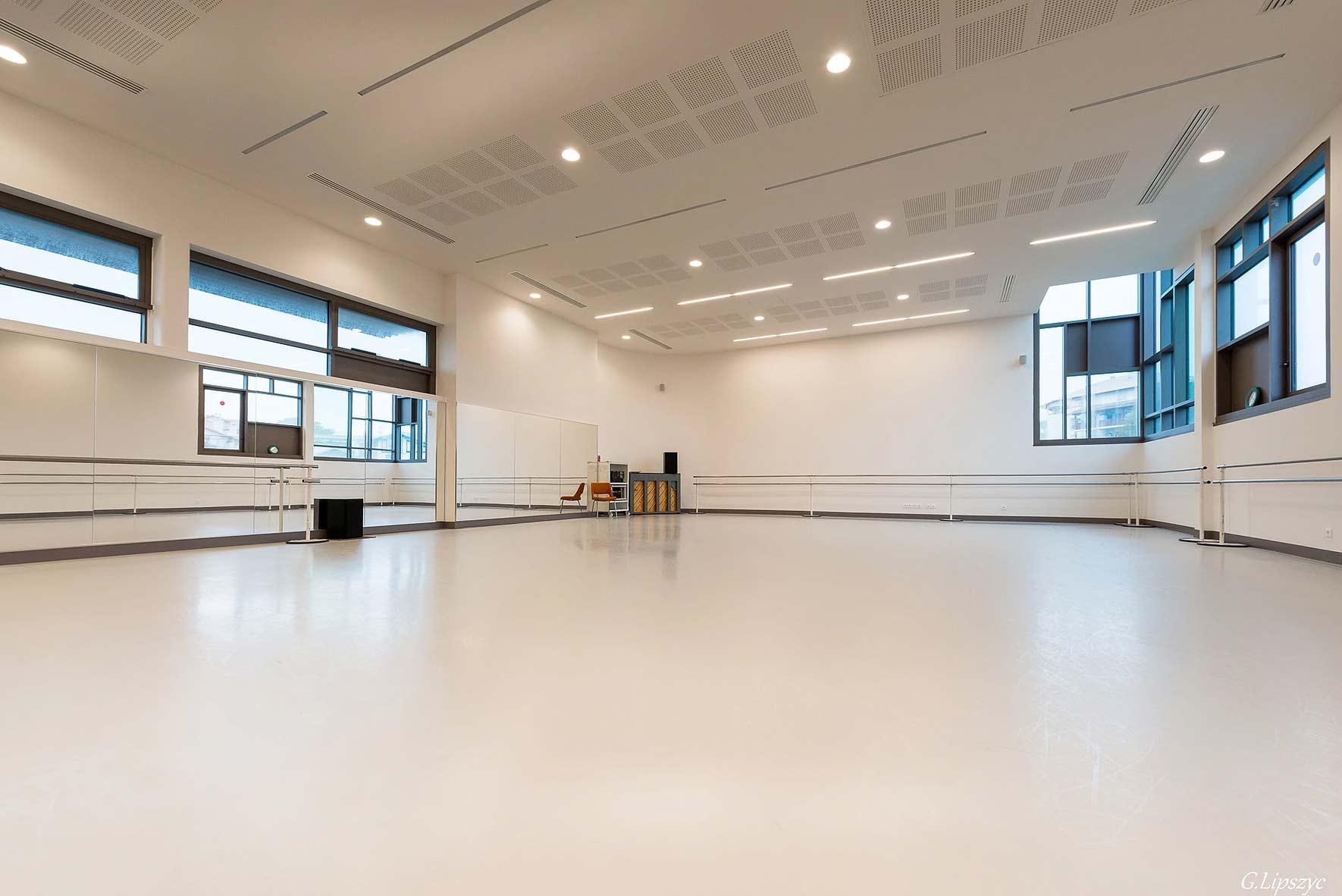 Grand studio de l'école de Ballet - Studios Biarritz