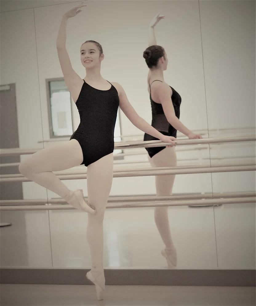 """Alicia a été admise au centre de formation """"Elephant in the black Box"""" à Madrid."""