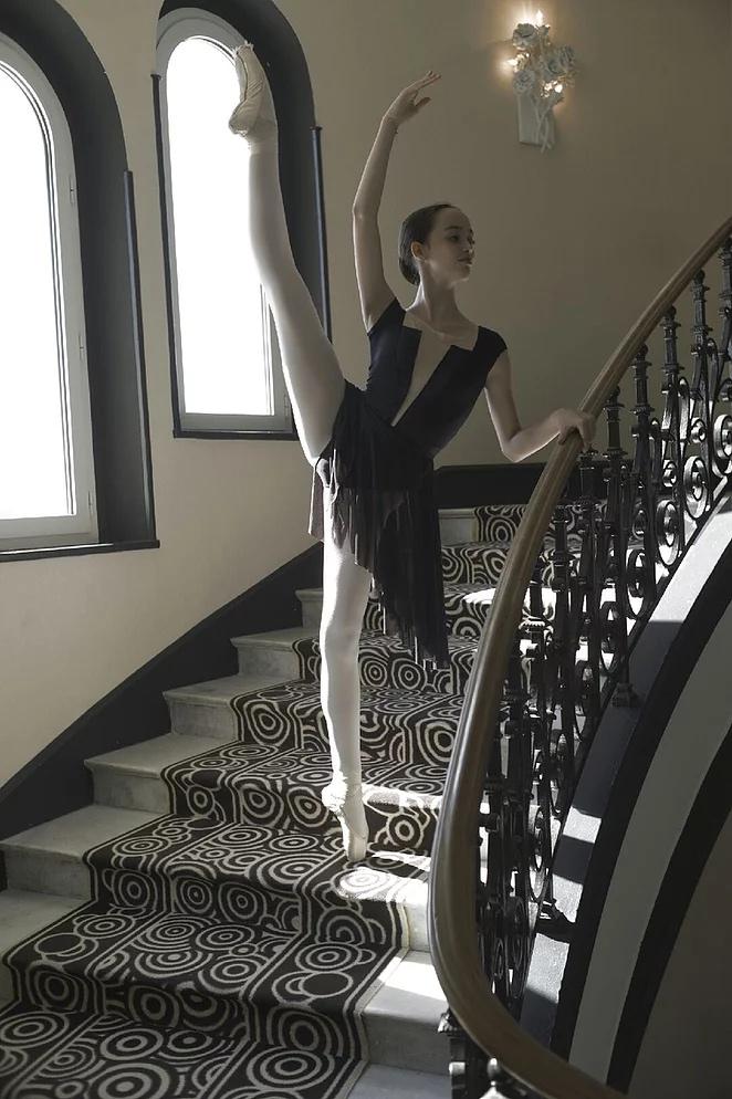 Jade intègre le Conservatoire National Supérieur de Paris pour la saison prochaine 2019/2020.