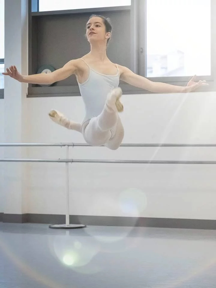 Margaux a été retenue sur audition pour le stage de l'American Ballet Theatre à New York cet été.