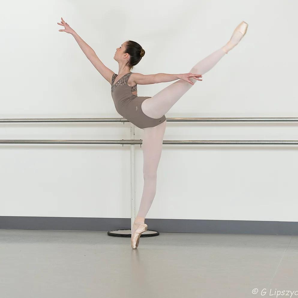 Christy est toujours à l'Opéra de Paris en 1ère Division dans la classe de Carole Arbo.