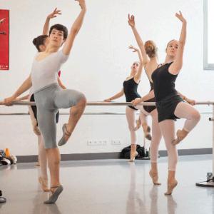 Centre de formation 15-18 ans de l'école de Ballet - Studios Biarritz