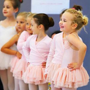 Cursus enfants de l'école de Ballet - Studios Biarritz