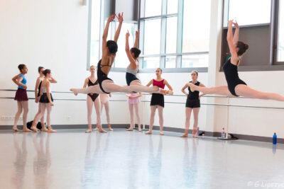 Elèves danseurs de Ecole de Ballet - Studios de Biarritz 02
