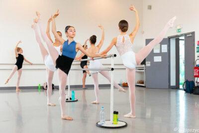 Elèves danseurs de Ecole de Ballet - Studios de Biarritz 01