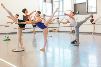 Elèves danseurs de Ecole de Ballet - Studios de Biarritz 03