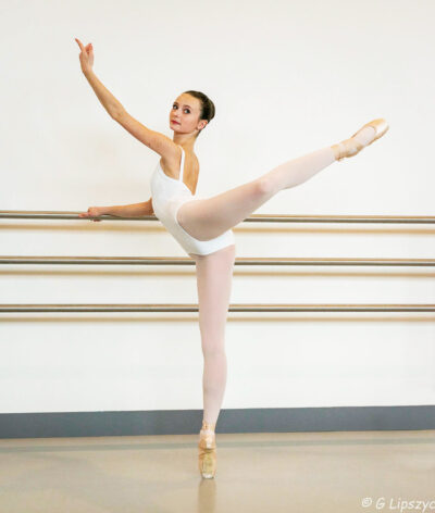 Elève danseuse de Ecole de Ballet - Studios de Biarritz
