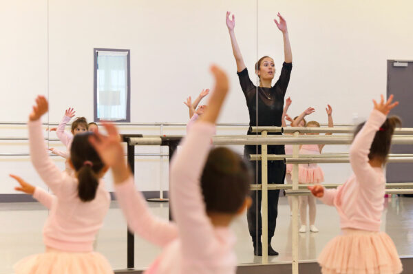 Ecole de Ballet Studios de Biarritz cours de danse pour enfants