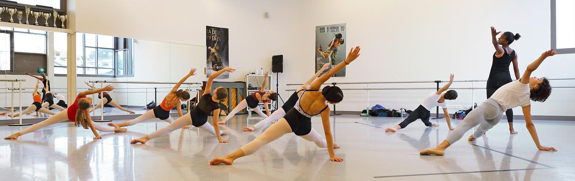 Elèves danseurs de Ecole de Ballet - Studios de Biarritz 04