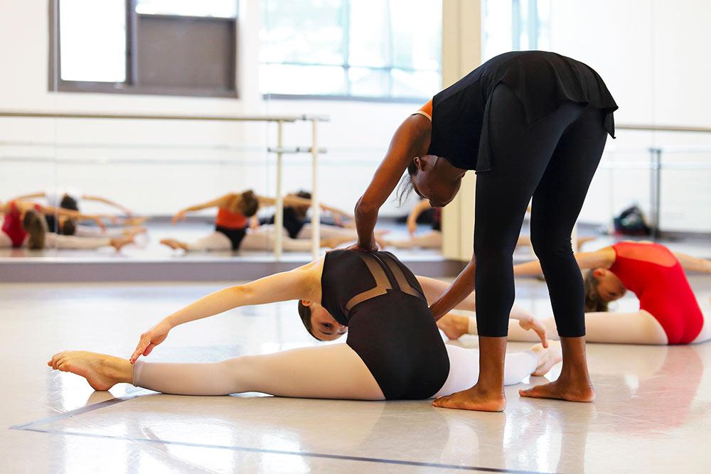 Elèves danseurs de Ecole de Ballet - Studios de Biarritz 08