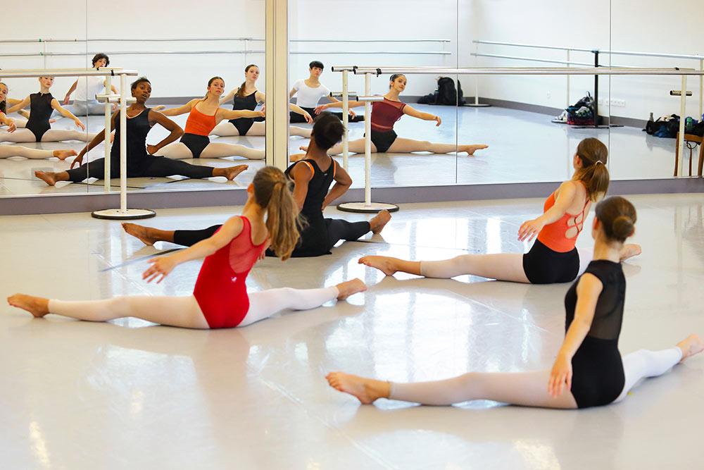 Elèves danseurs de Ecole de Ballet - Studios de Biarritz 07