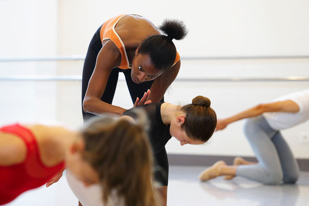 Elèves danseurs de Ecole de Ballet - Studios de Biarritz 06