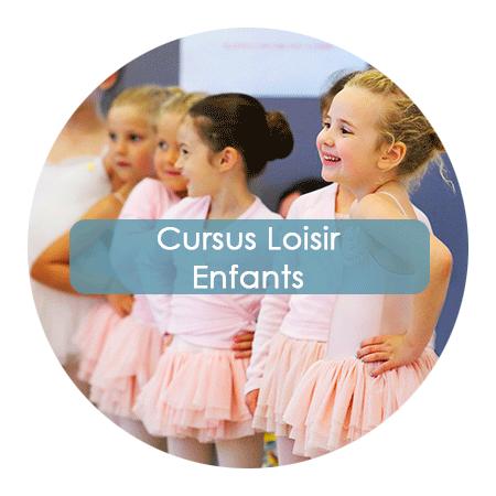 Ecole Ballet Biarritz cursus loisir enfants