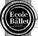 Ecole de Ballet – Studios de Biarritz Logo